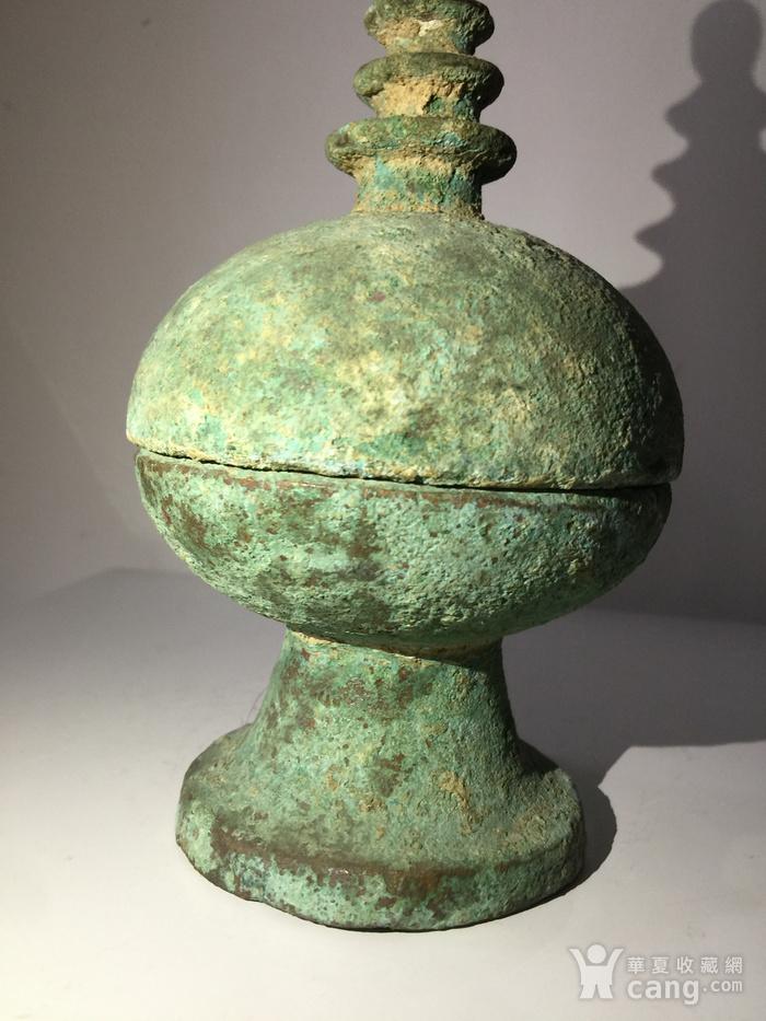 宋 代青铜舍利瓶图3