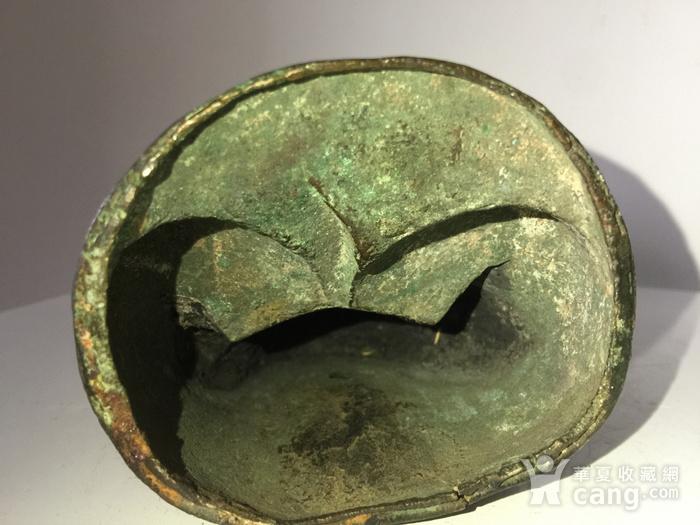 明代铜雕观音图5