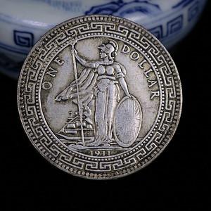 早期收藏1911站洋银元