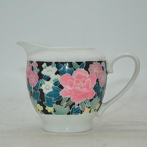 90年代醴陵釉下彩敞口瓷壶