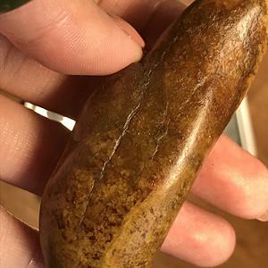 和田黄沁籽料原石