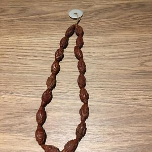 清代核雕十八罗汉精品老手串