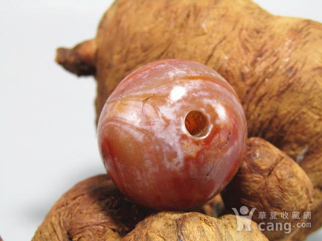 唐红玛瑙珠 大珠 包浆熟厚图10