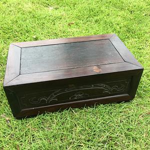 红木箱式底座