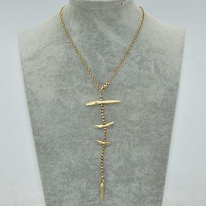 18克金属装饰项链