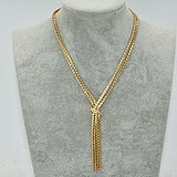44克金属装饰项链
