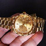 18k金 手表