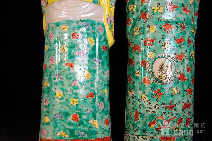 清禄星寿星瓷塑图6