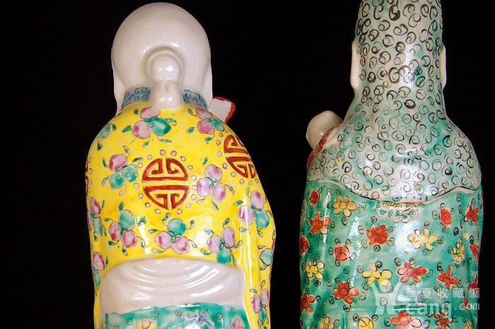 清禄星寿星瓷塑图5