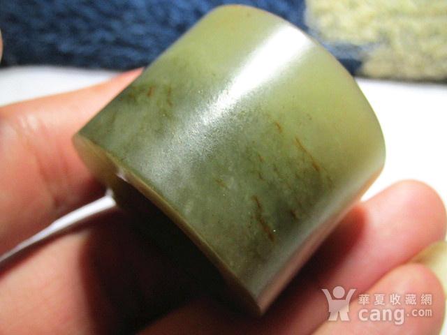开门到代 清早期 和田玉籽料 板子 玉质细腻油润 包浆老道图7