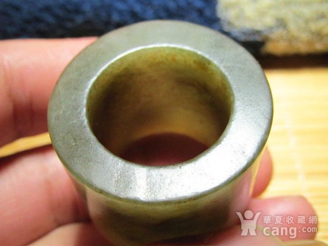 开门到代 清早期 和田玉籽料 板子 玉质细腻油润 包浆老道图8