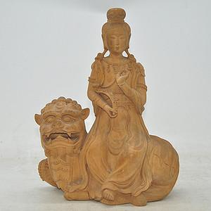 黄杨木木雕摆件