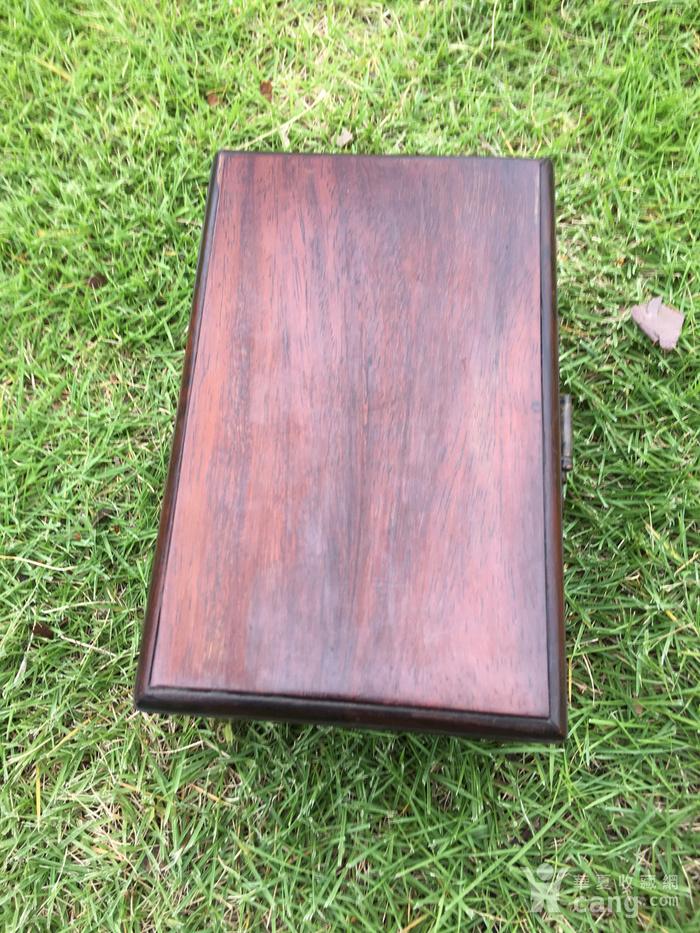红酸枝手饰盒图9