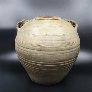 汉代青瓷瓿