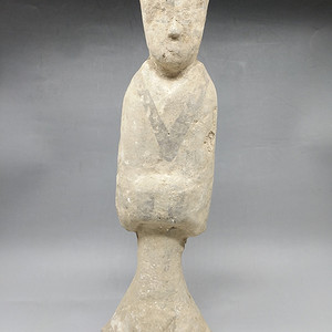 汉代人物仕女陶俑
