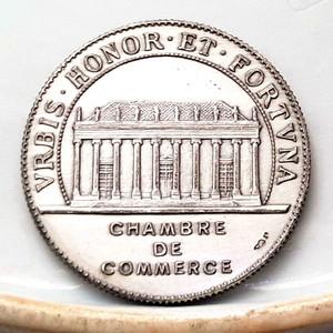 包老保真 1882法国纯银币 B