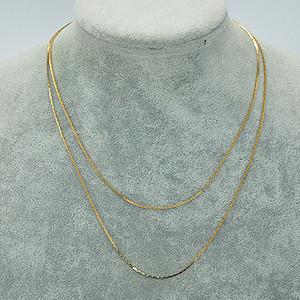 3.8克金属装饰项链
