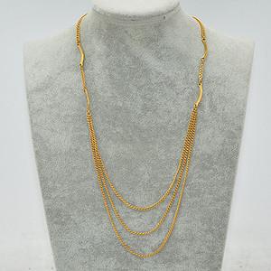 15.3克金属装饰项链