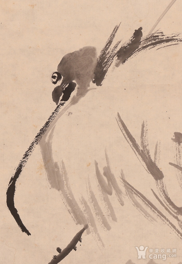 冈本柳南,鹭图图3