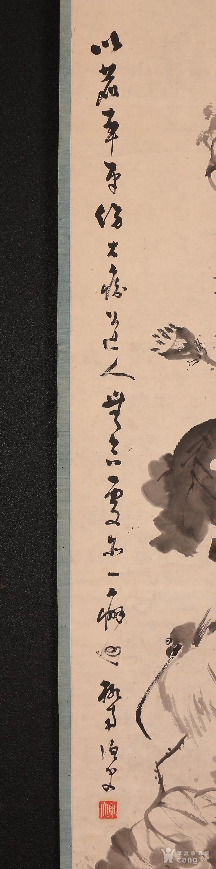 冈本柳南,鹭图图4