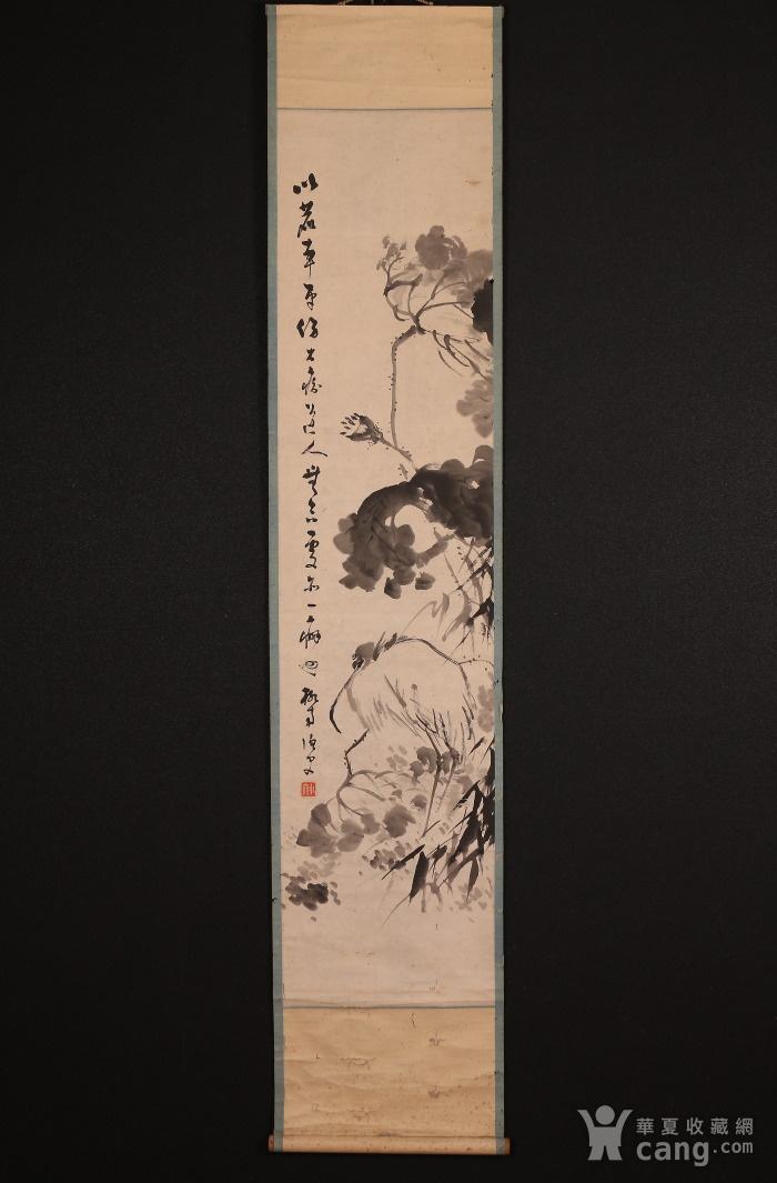 冈本柳南,鹭图图6