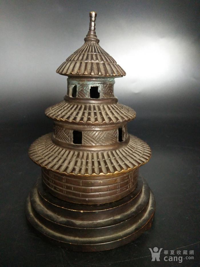 清金铜香炉图5
