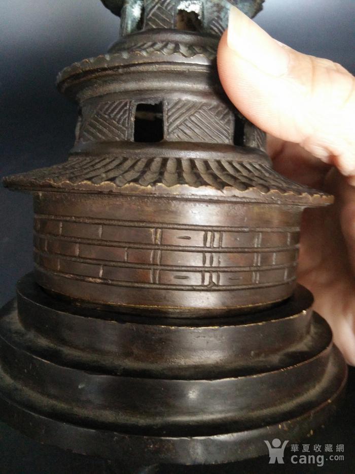 清金铜香炉图9