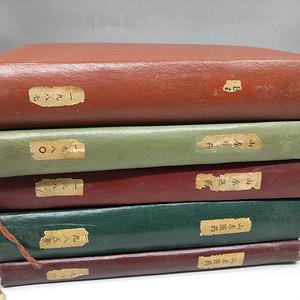 20世纪80年代医学书籍5本