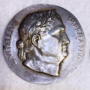 1838年 109克维多利亚帝国主义者 银币