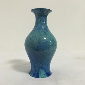 炉均釉花瓶