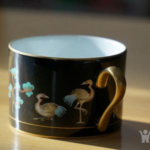 日本东方元素茶杯