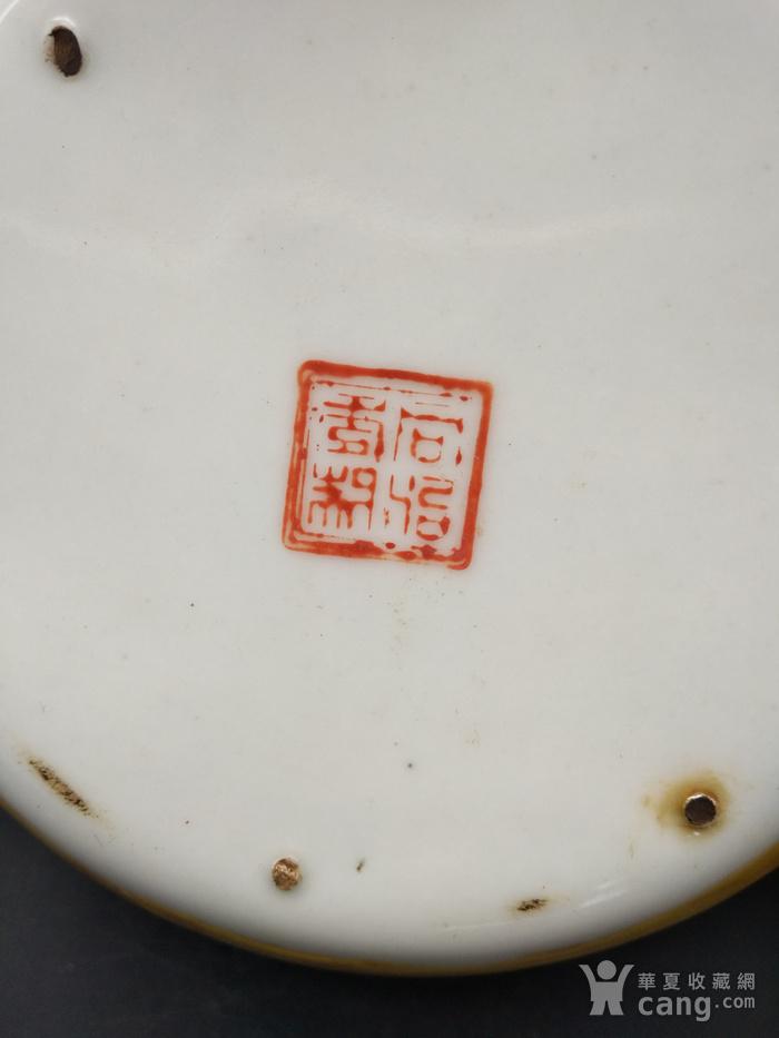 清同治粉彩茶壶图12