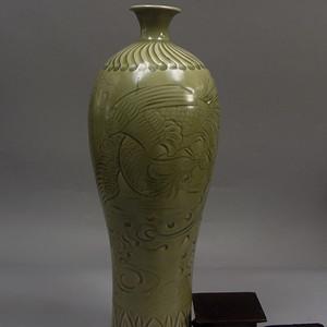 耀州窑梅瓶