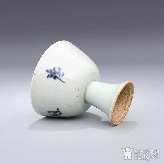 清 道光元年 老祖禅堂 高足杯图12