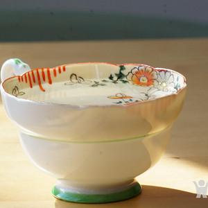 薄胎手绘粉彩茶杯