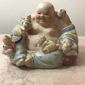 9028 罗汉瓷雕