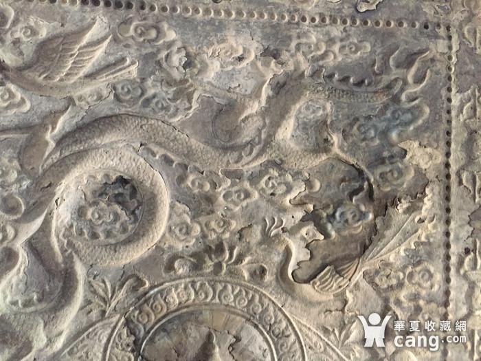 清代乾隆宫廷铜浮雕佛像三尊图6