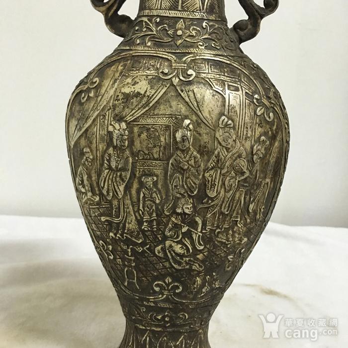 纯银花瓶图5