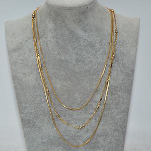 22.5克金属装饰项链