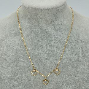 2.6克金属装饰项链