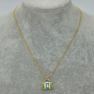 6.4克金属吊坠项链