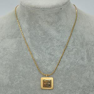 13.2克金属吊坠项链