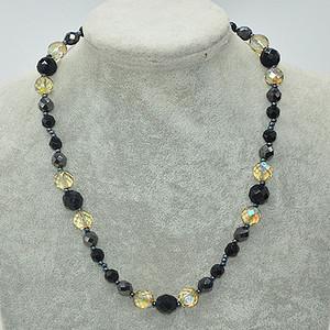 35克水晶装饰项链