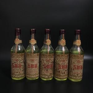 五粮液5瓶