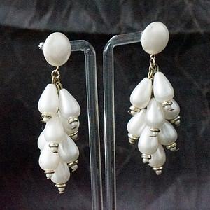 欧洲装饰珍珠耳环