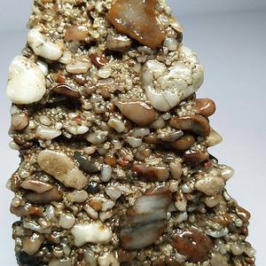千年风化豆沙石,