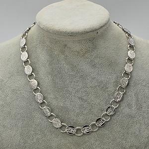 国外回流21.5克金属装饰项链