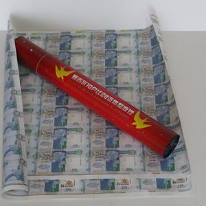 联盟  瑞海银座  塞舌尔整版钞