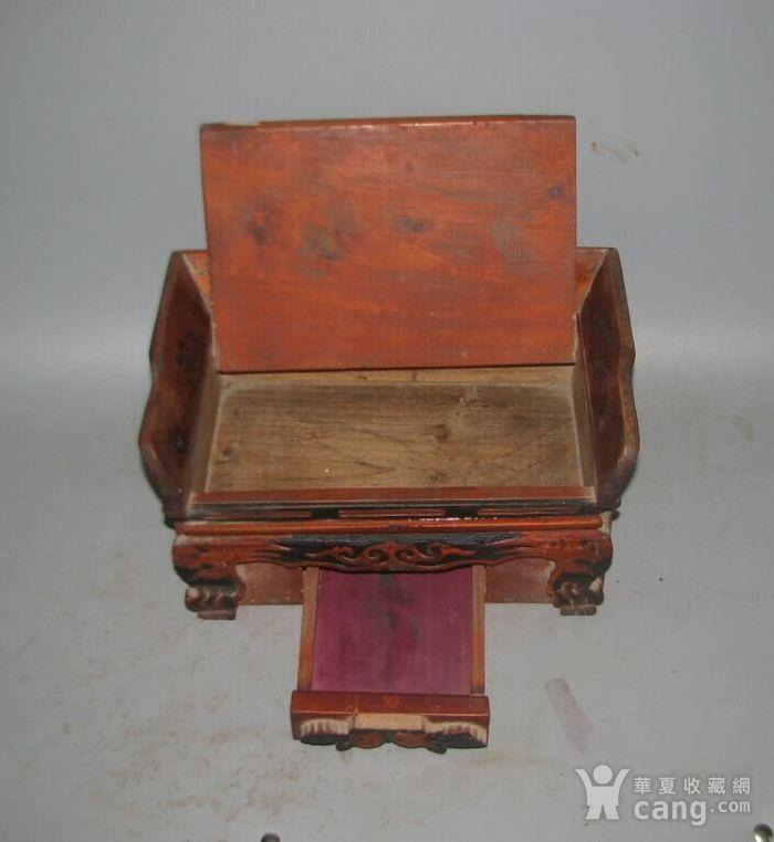 造型独特文房盒一个图4