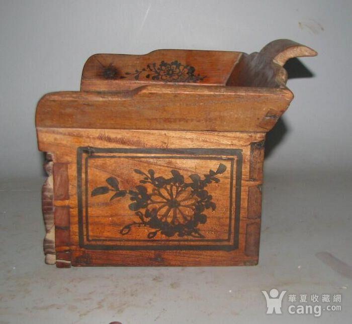 造型独特文房盒一个图7